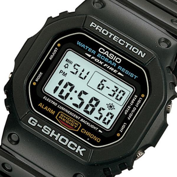 カシオ CASIO Gショック G-SHOCK デジタル メンズ 腕時計 DW-5600E-1