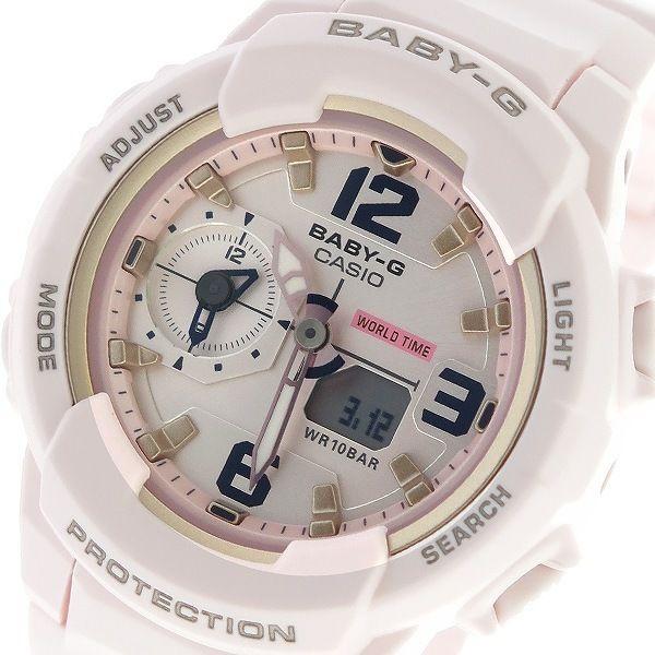 カシオ CASIO ベビーG BABY-G クオーツ レディース 腕時計 BGA-230SC-4B ピンク