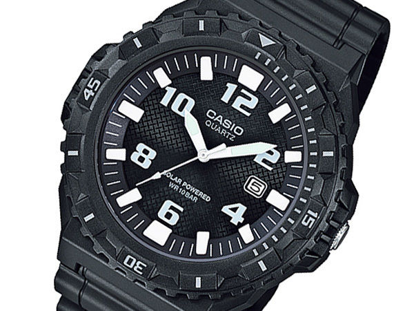 カシオ CASIO スタンダード ソーラー メンズ 腕時計 MRW-S300H-1BJF 国内正規