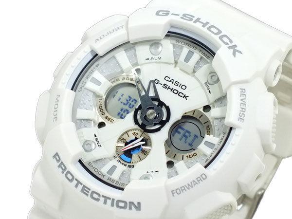 カシオ CASIO Gショック G-SHOCK デジアナ メンズ 腕時計 GA-120A-7A