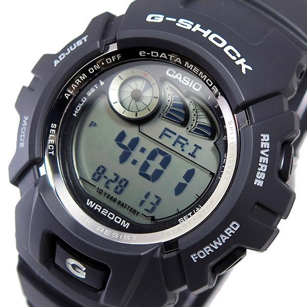 カシオ CASIO Gショック G-SHOCK メンズ 腕時計 G-2900F-8VDR ブラック