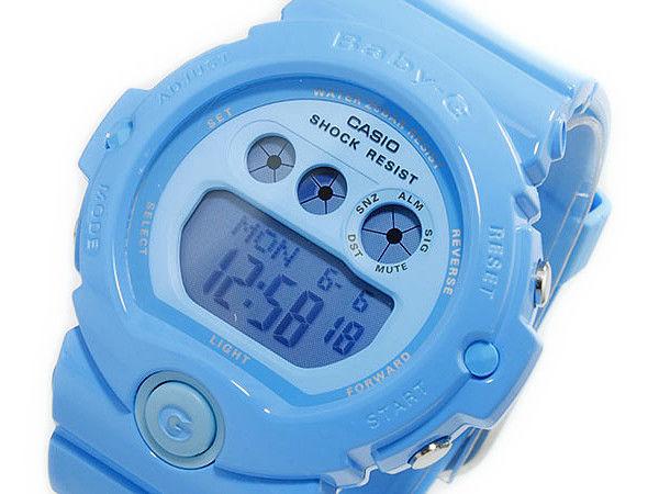 カシオ CASIO ベビーG BABY-G デジタル レディース 腕時計 BG-6902-2B