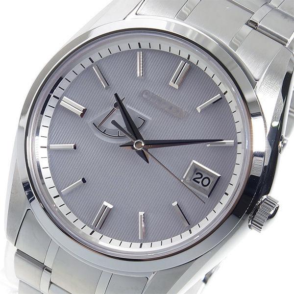 シチズン シグネチャー エコドライブ クオーツ メンズ 腕時計 AQ3001-54A ホワイト