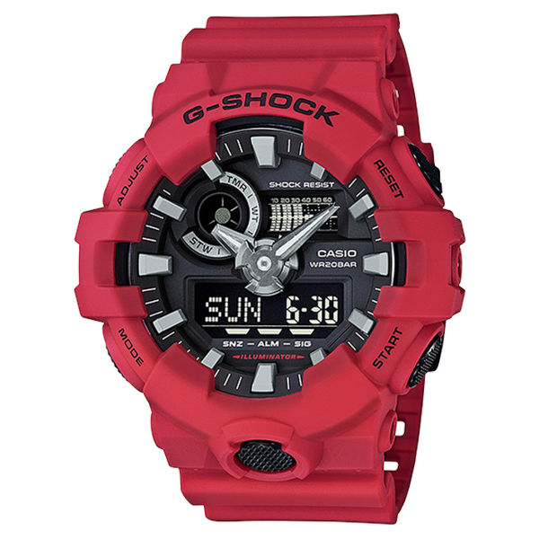 カシオ CASIO Gショック G-SHOCK メンズ 腕時計 GA-700-4AJF 国内正規