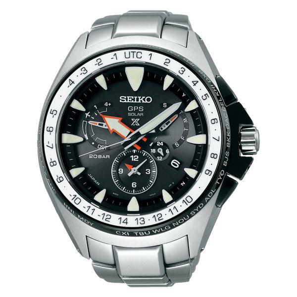 セイコー SEIKO プロスペックス PROSPEX ソーラー 電波 メンズ 腕時計 SBED003 国内正規