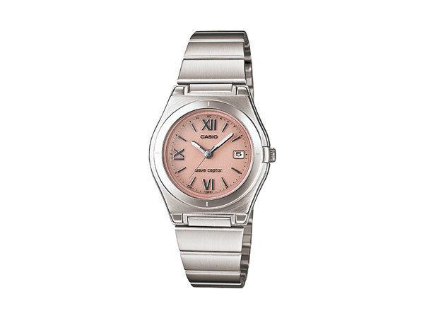 カシオ CASIO ウェーブセプター 電波ソーラー アナログ レディース 腕時計 LWQ-10DJ-4A1JF 国内正規