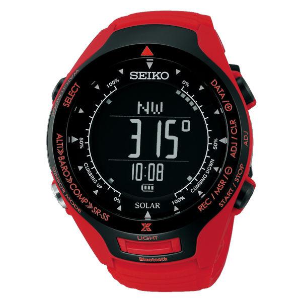 セイコー SEIKO プロスペックス PROSPEX ソーラー メンズ 腕時計 SBEL007 国内正規