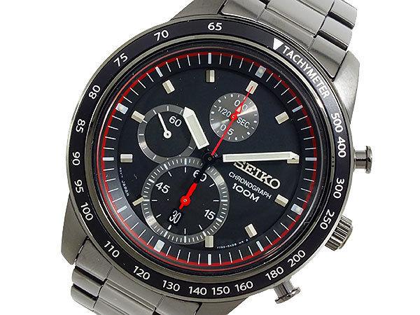 セイコー SEIKO クロノグラフ メンズ 腕時計 SNDD89P1