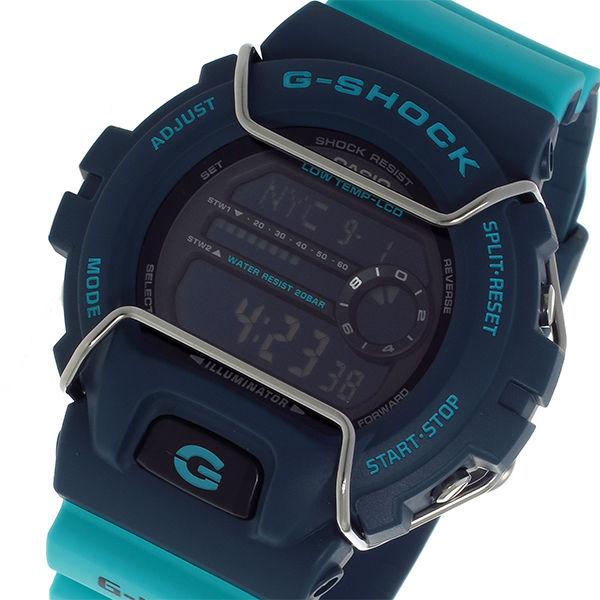 カシオ CASIO Gショック G-SHOCK G-LIDE クオーツ メンズ 腕時計 GLS-6900-2A ブラック