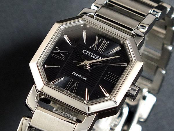 シチズン CITIZEN エコドライブ レディース 腕時計 EP5890-54E
