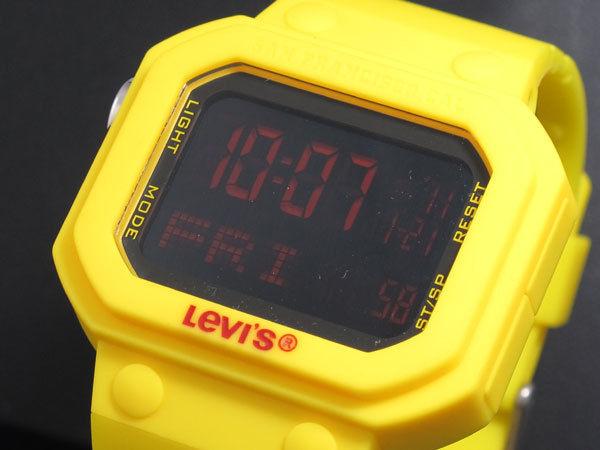 リーバイス LEVIS デジタル ユニセックス 腕時計 LTB1302