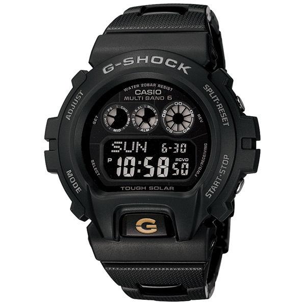 カシオ CASIO Gショック G-SHOCK タフソーラー 電波 メンズ 腕時計GW-6900BC-1JF