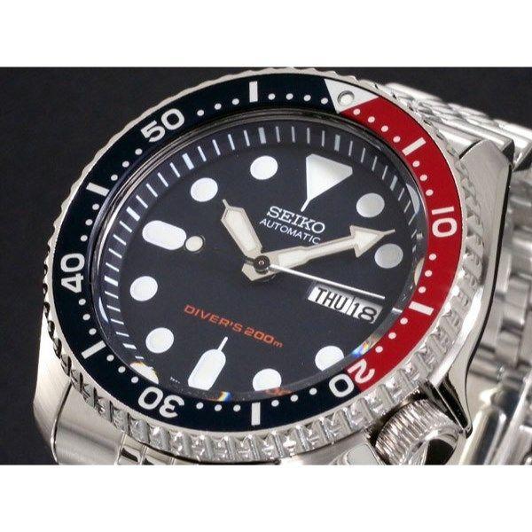 セイコー SEIKO 自動巻き メンズ 腕時計 SKX009K2