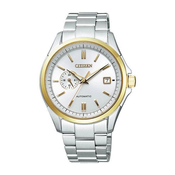 シチズン CITIZEN シチズンコレクション メンズ 自動巻き 腕時計 NP3024-56A 国内正規