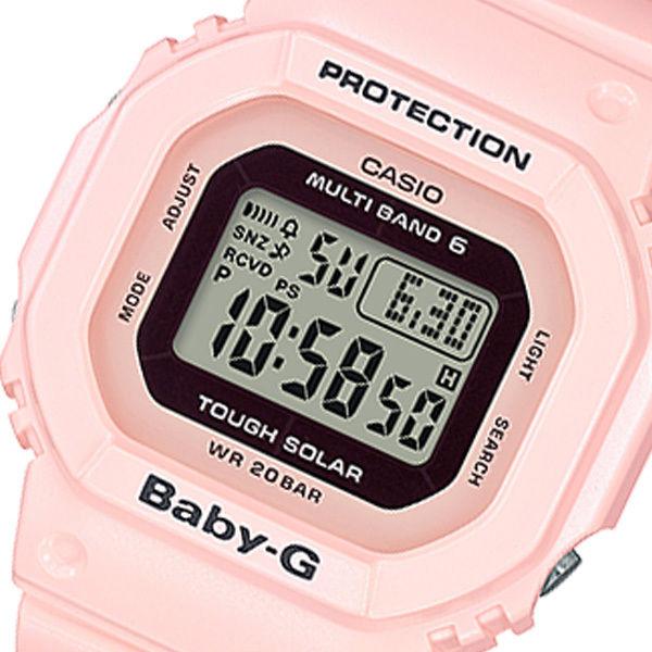カシオ CASIO ベビーG BABY-G デジタル クオーツ レディース 腕時計 BGD-5000-4BJF ピンク 国内正規