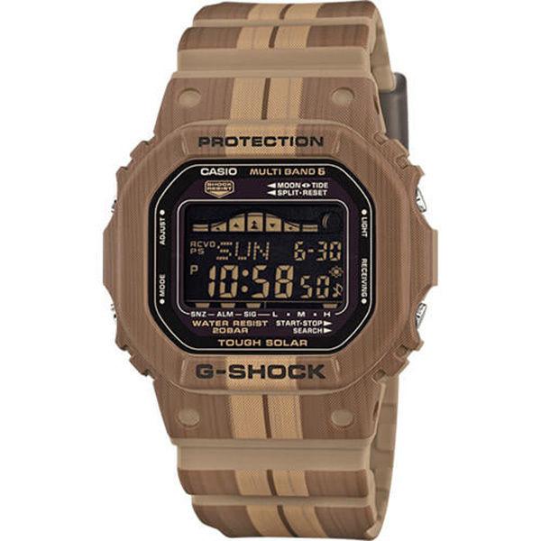 カシオ CASIO Gショック G-SHOCK G-LIDE 電波ソーラー クオーツ メンズ クロノ 腕時計 GWX-5600WB-5 ブラック