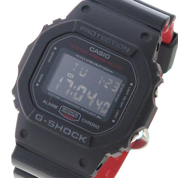 カシオ CASIO Gショック メンズ 腕時計 DW-5600HR-1ER ブラック