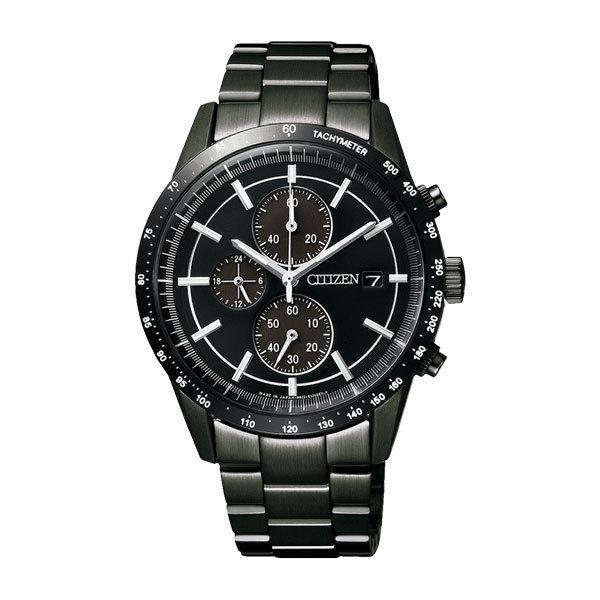 シチズン CITIZEN シチズンコレクション クロノ メンズ 腕時計 CA0455-53E 国内正規