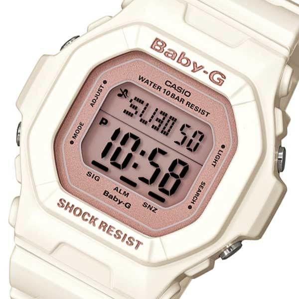 カシオ CASIO ベビージー レディース 腕時計 シェルピンクカラーズ BG-5606-7BJF 国内正規