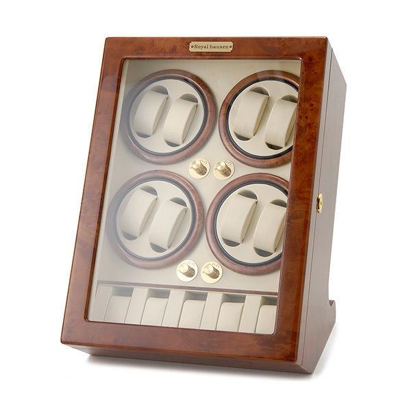 ロイヤル ハウゼン ワインダー ワインディングマシーン 8本巻き 5本収納 GC03-Q88
