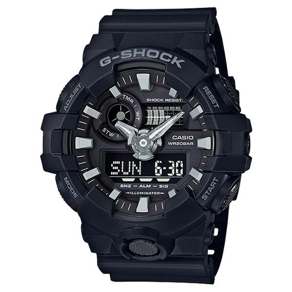 カシオ CASIO Gショック G-SHOCK メンズ 腕時計 GA-700-1BJF 国内正規