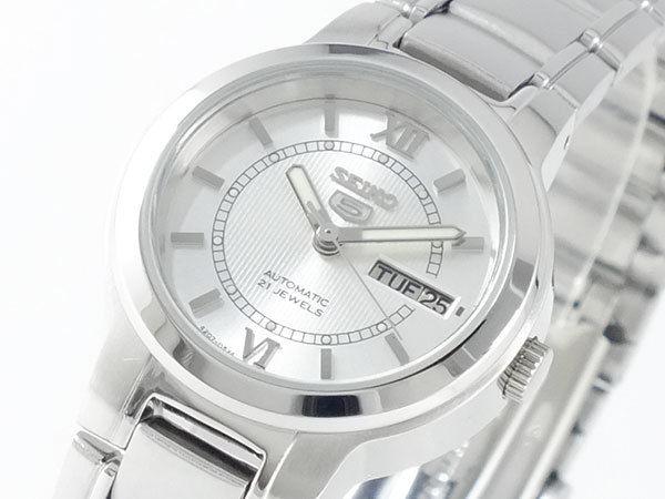 セイコー SEIKO セイコー5 SEIKO 5 自動巻き レディース 腕時計 SYME53K1