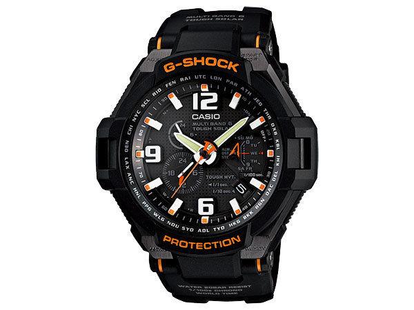 カシオ CASIO Gショック スカイコックピット 電波タフソーラー メンズ 腕時計 GW-4000-1AJF 国内正規