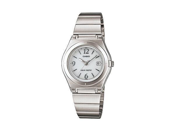 カシオ CASIO ウェーブセプター 電波ソーラー アナログ レディース 腕時計 LWQ-10DJ-7A1JF 国内正規