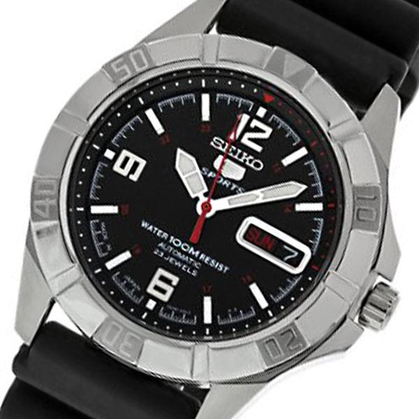 セイコー SEIKO 自動巻き メンズ 腕時計 SNZD23J1 ブラック