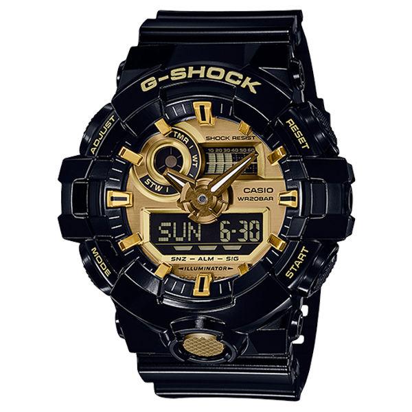 カシオ CASIO Gショック G-SHOCK メンズ 腕時計 GA-710GB-1AJF 国内正規
