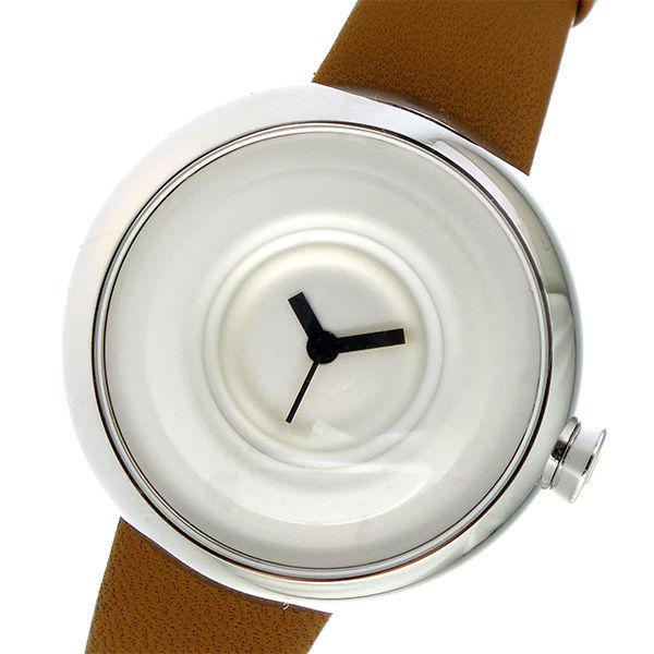 タックス TACS LITTLE DROP レディース 腕時計 TS1301D ホワイト×キャメル