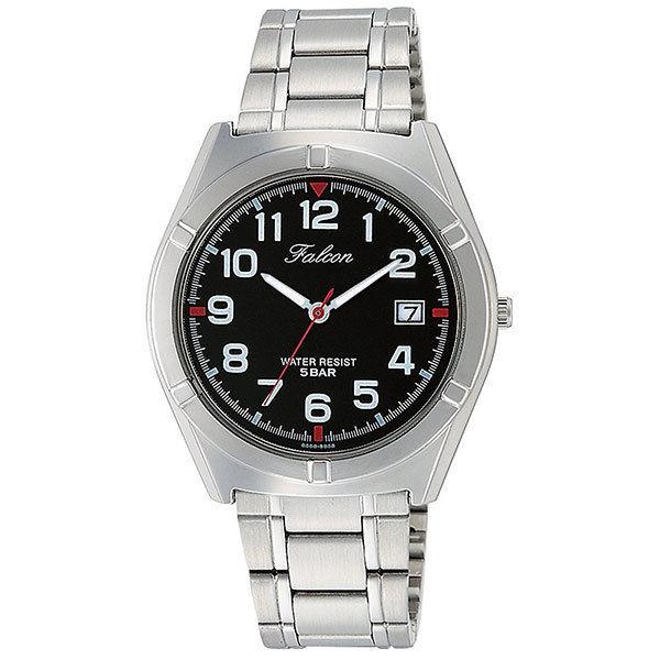 シチズン CITIZEN キューアンドキュー Q&Q ファルコン メンズ 腕時計 D024-205 シルバー