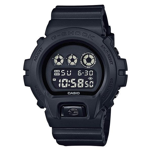 カシオ CASIO Gショック G-SHOCK クオーツ メンズ 腕時計 DW-6900BB-1 ブラック