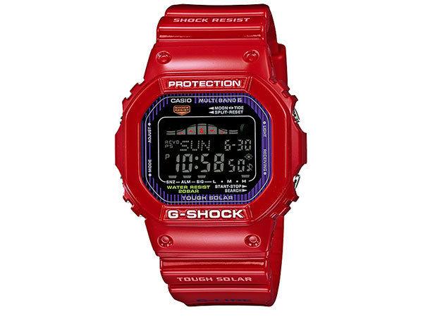 カシオ CASIO Gショック G-SHOCK Gライド 電波タフソーラー メンズ 腕時計 GWX-5600C-4JF