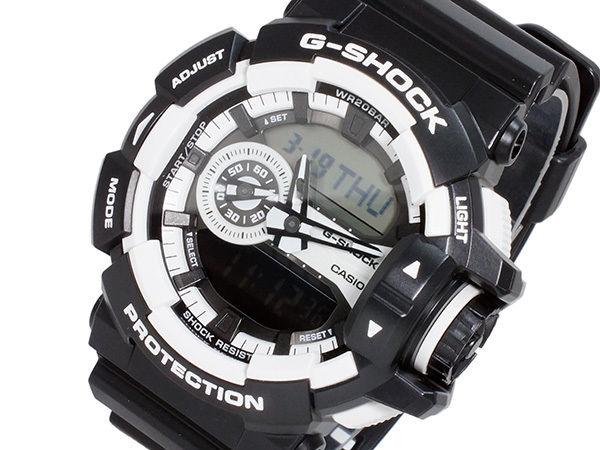 カシオ CASIO Gショック G-SHOCK メンズ 腕時計 GA-400-1AJF 国内正規