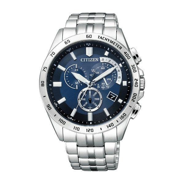 シチズン CITIZEN シチズンコレクション クロノ メンズ 腕時計 AT3000-59L 国内正規