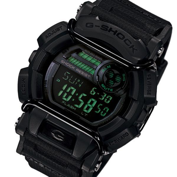 カシオ CASIO Gショック G-SHOCK メンズ 腕時計 GD-400MB-1 ブラック