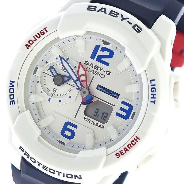 カシオ CASIO ベビーG BABY-G クオーツ レディース 腕時計 BGA-230SC-7B シルバー