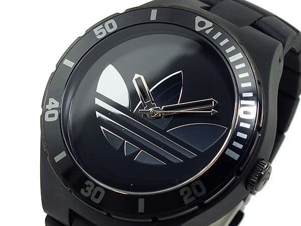 アディダス ADIDAS メルボルン メンズ 腕時計 ADH2643 ブラック×シルバー