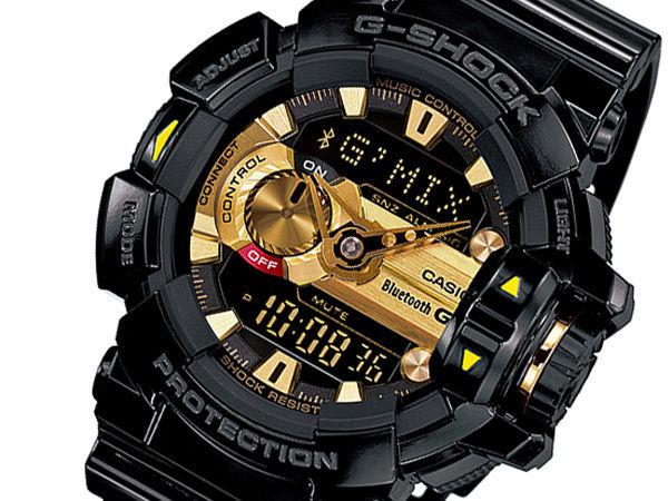 カシオ CASIO Gショック G-SHOCK メンズ 腕時計 GBA-400-1A9JF 国内正規