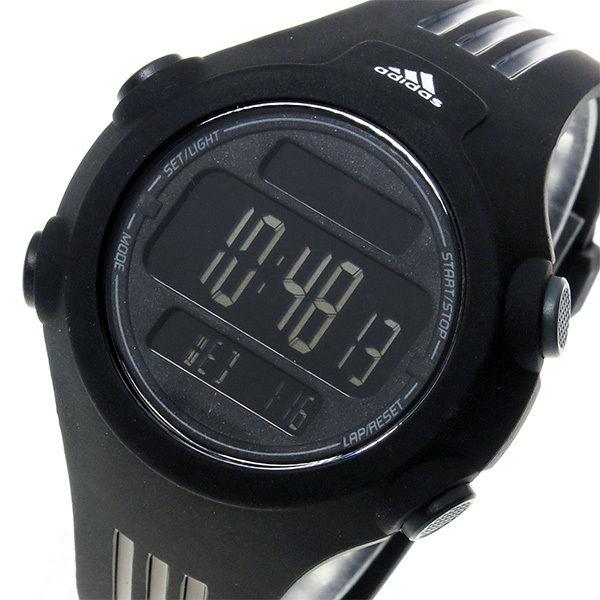 アディダス ADIDAS パフォーマンス クエストラ ユニセックス 腕時計 ADP6086 ブラック