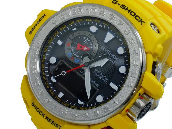 カシオ CASIO Gショック G-SHOCK アナデジ メンズ 腕時計 GWN-1000-9A
