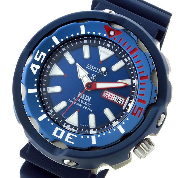 セイコー SEIKO プロスペックス パディコラボ 200M ダイバーズ 自動巻き メンズ 腕時計 SRPA83K1 ネイビー