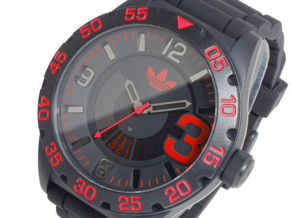 アディダス ADIDAS ニューバーグ NEWBURGH クオーツ メンズ 腕時計 ADH2965
