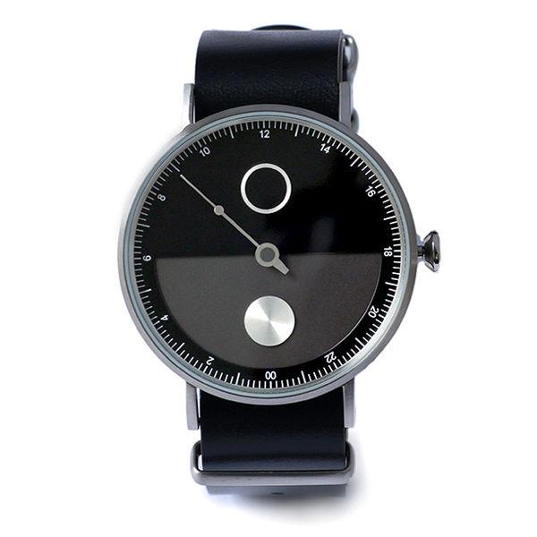 タックス TACS DAY&NIGHT メンズ 腕時計 TS1602B ブラック×ブラック
