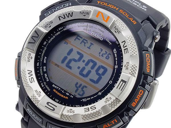 カシオ CASIO プロトレック PRO TREK トリプルセンサー メンズ 腕時計 PRG-260-1