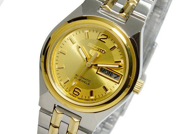 セイコー SEIKO セイコー5 SEIKO 5 自動巻 レディース 腕時計 SYMK34J1
