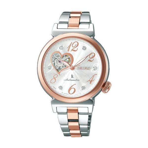 セイコー SEIKO ルキア LUKIA メカニカル 自動巻き レディース 腕時計 SSVM022 国内正規