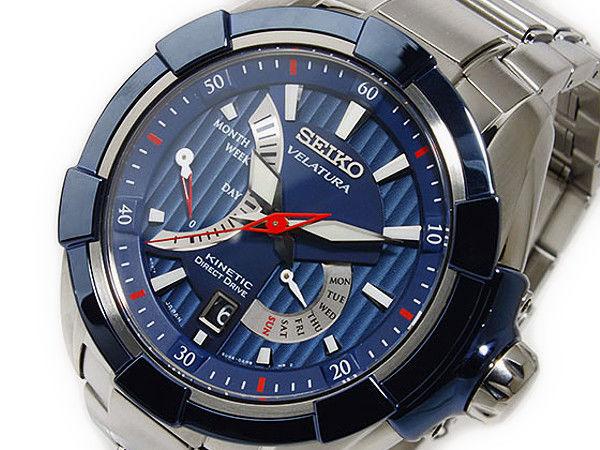 セイコー SEIKO ベラチュラ VELATURA クオーツ メンズ 腕時計 SRH017P1