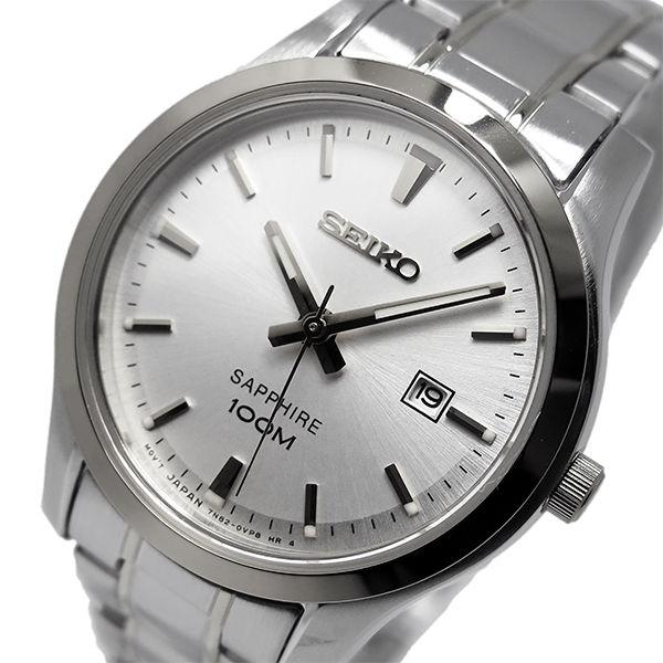 セイコー SEIKO クオーツ レディース 腕時計 SXDG61P1 シルバー